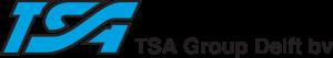 TSA Group Delft bv - TSA logo blauw